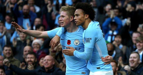Manchester City conforte son avance en tête de la Premier League