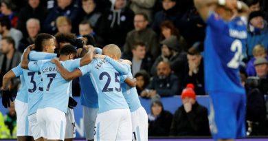 Manchester City régale
