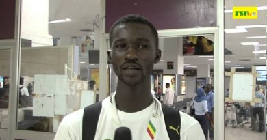Pape Seydou Ndiaye qui passe de Niary Tally au Jaraaf de Dakar