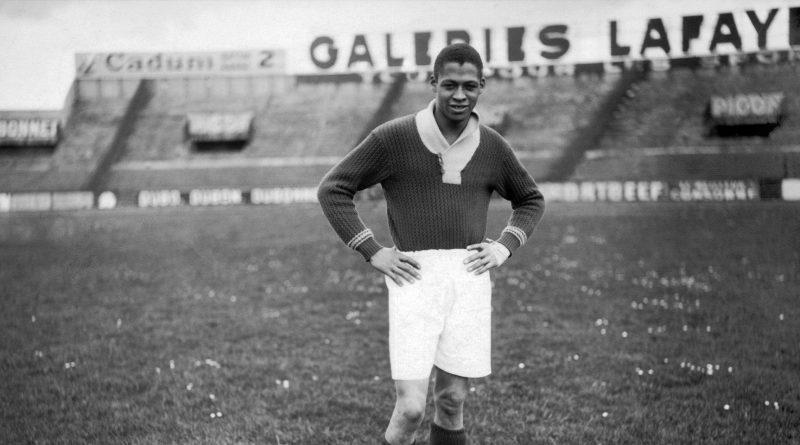 Raoul Diagne, le premier joueur noir sélectionné en équipe de France