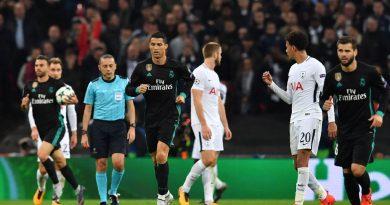 Real est mené 3-1 à Wembley