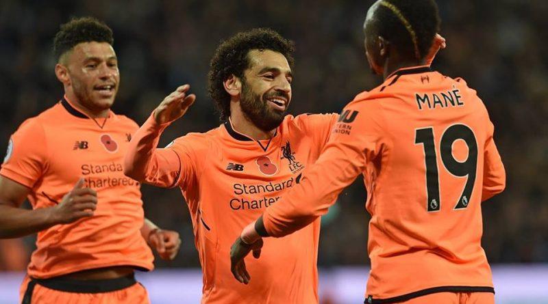 West Ham 1-4 Liverpool , Sadio Mané fait son retour avec une double passe décisive sur les 2 buts de Salah