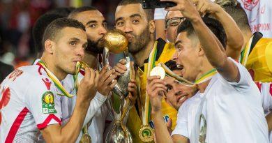 Wydad Casablanca vainqueur de la Champions League Africaine contre Al Ahly