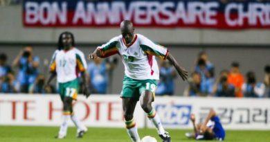 France v Senegal - World Cup 2002