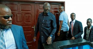 George Weah est le nouveau président du Liberia