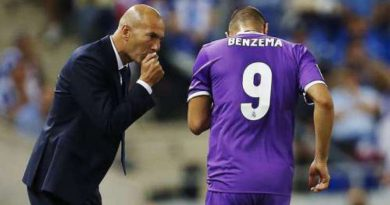 Le message fort de Zidane à Benzema