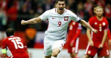Lewandowski a rayonné lors des qualifications