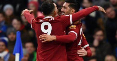 Liverpool s'amuse à Brighton