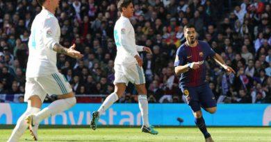 Luis Suarez a marqué le premier but du Barça
