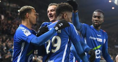 Strasbourg héroïque fait chuter le PSG pour la première fois de la saison