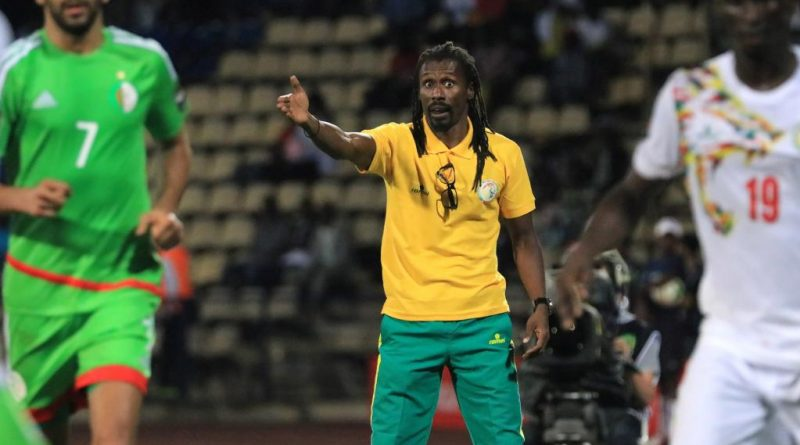 le Sénégal d'Aliou Cissé devra batailler