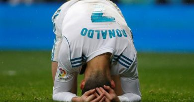 Cristiano Ronaldo a encore manqué de réussite offensive