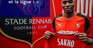Rennes - Diafra Sakho