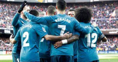 Ronaldo a inscrit un doublé contre Valence