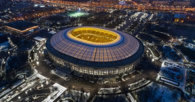 Stade Loujniki - Moscou