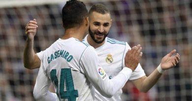 5e victoire consécutive du Real Madrid