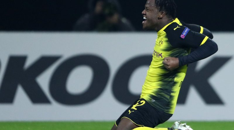 Doublé du Belge ce soir contre Bergame pour Dortmund