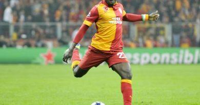 Emmanuel Eboue a joué pendant quatre ans à Galatasaray
