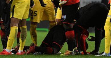 Ismaïla Sarr a été blessé par Mbappé face au PSG