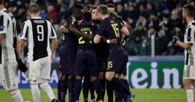 La Juventus accrochée par Tottenham à Turin