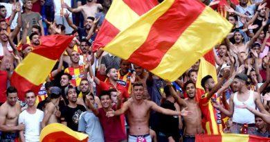 Les supporters de l'Espérance de Tunis sanctionnés