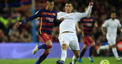 Neymar et Cristiano Ronaldo