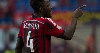 Sulley Muntari a joué sous les ordres de Clarence Seedorf à l'AC Milan