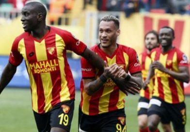 Superlig turc – Vidéo : Goztepe 2-1 Antalyaspor , Doublé de Demba BA !