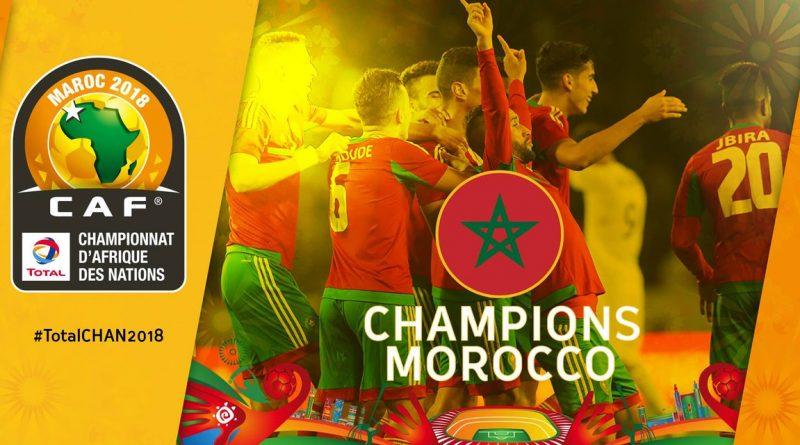 maroc chan 2018 finale