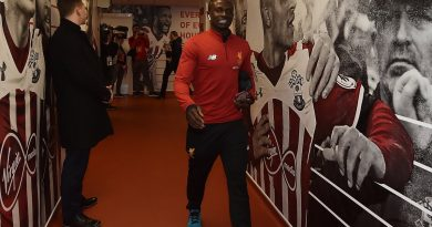 sadio vestiaire red saint