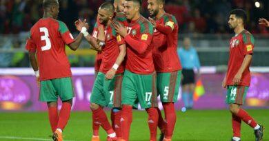Le Maroc domine la Serbie en amical