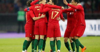 le Portugal fait tomber l'Egypte