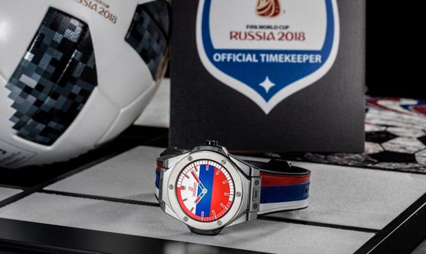 Une montre connect e con ue sp cialement pour les arbitres - Prochaine coupe du monde de foot 2018 ...