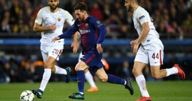 Barça-Roma 4-1, le Barça prend une option pour les demi-finales