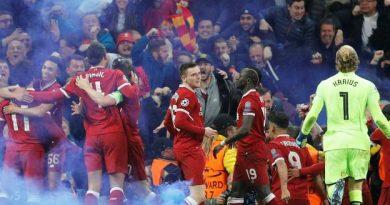 Les Reds ont enfumé les Skyblues