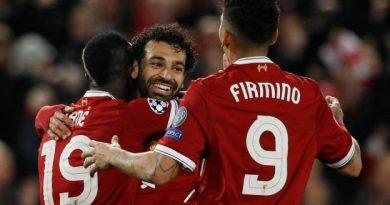 Liverpool gagne un match fou face à la Roma