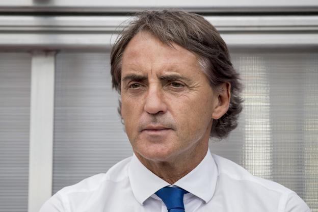 Mancini est favori pour le poste de sélectionneur