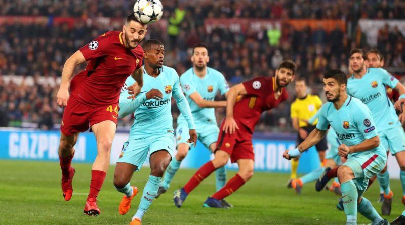 Manolas a marqué le but de la qualification sur corner