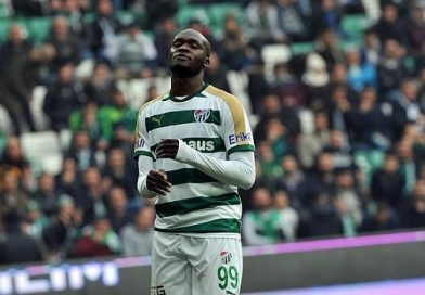 Super Lig Turc : Moussa Sow inscrit son premier but avec Bursaspor !