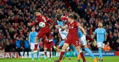 sadio Seven goals in his last eight