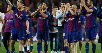 FC Barcelone a remporté le championnat pour la 25e fois