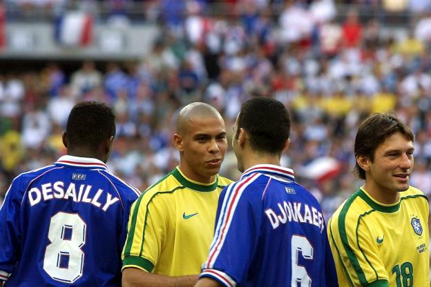 La France avait battu le Brésil (3-0) en finale de la Coupe du monde 1998