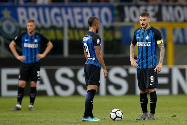 La Ligue des champions s'éloigne pour l'Inter