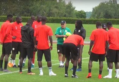 Vidéo : Japon vs Sénégal, Dernière séance d'entraînement des Lions !