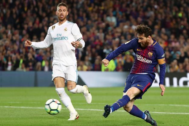 Messi a marqué mais le Barça n'a pas battu le Real