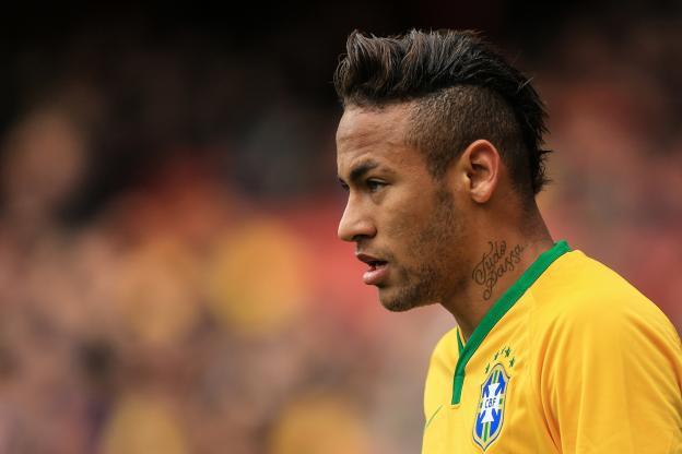 Neymar a rejoint ses compatriotes ce lundi
