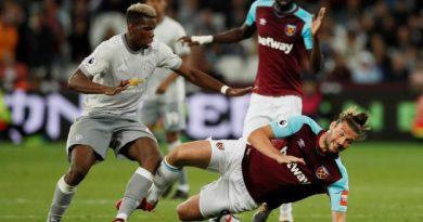 United sécurise sa deuxième place malgré son nul face à West Ham