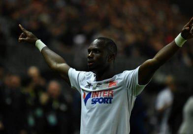 Vidéo – Amiens 1-0 Caen , Le joli but de la tete de Moussa Konaté !