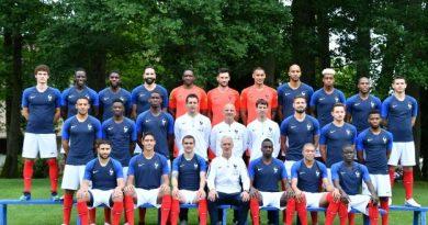 Didier Deschamps confirme sa liste des 23 pour le Mondial