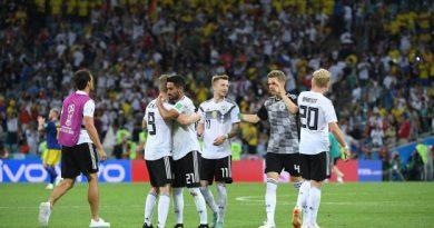 Les Allemands ont eu chaud